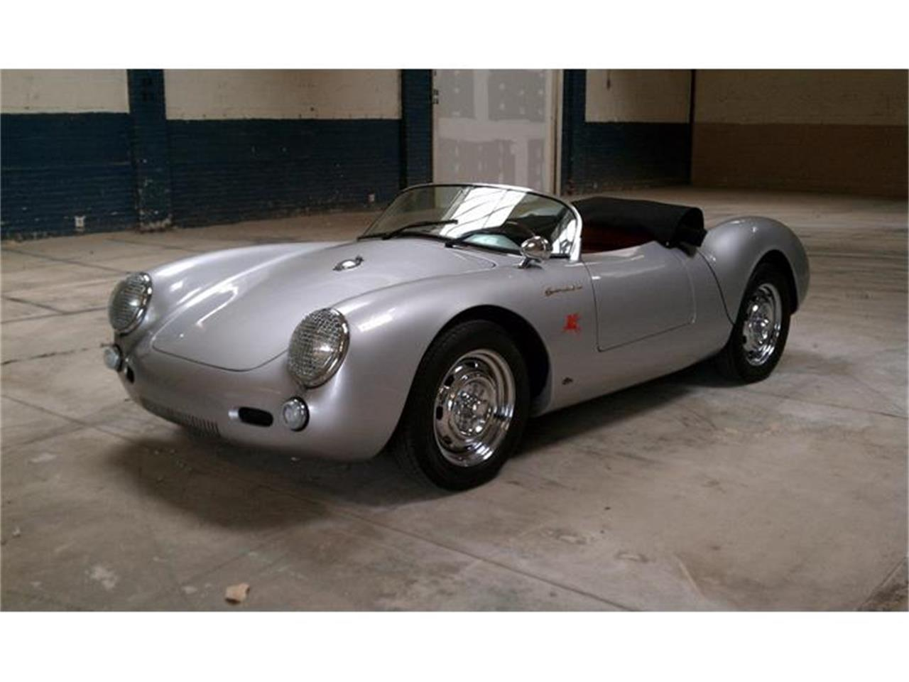 1955 porsche 550 spyder replica for sale classiccars com cc 565683 rh classiccars com 550 spyder for sale canada 550 spyder for sale on ebay