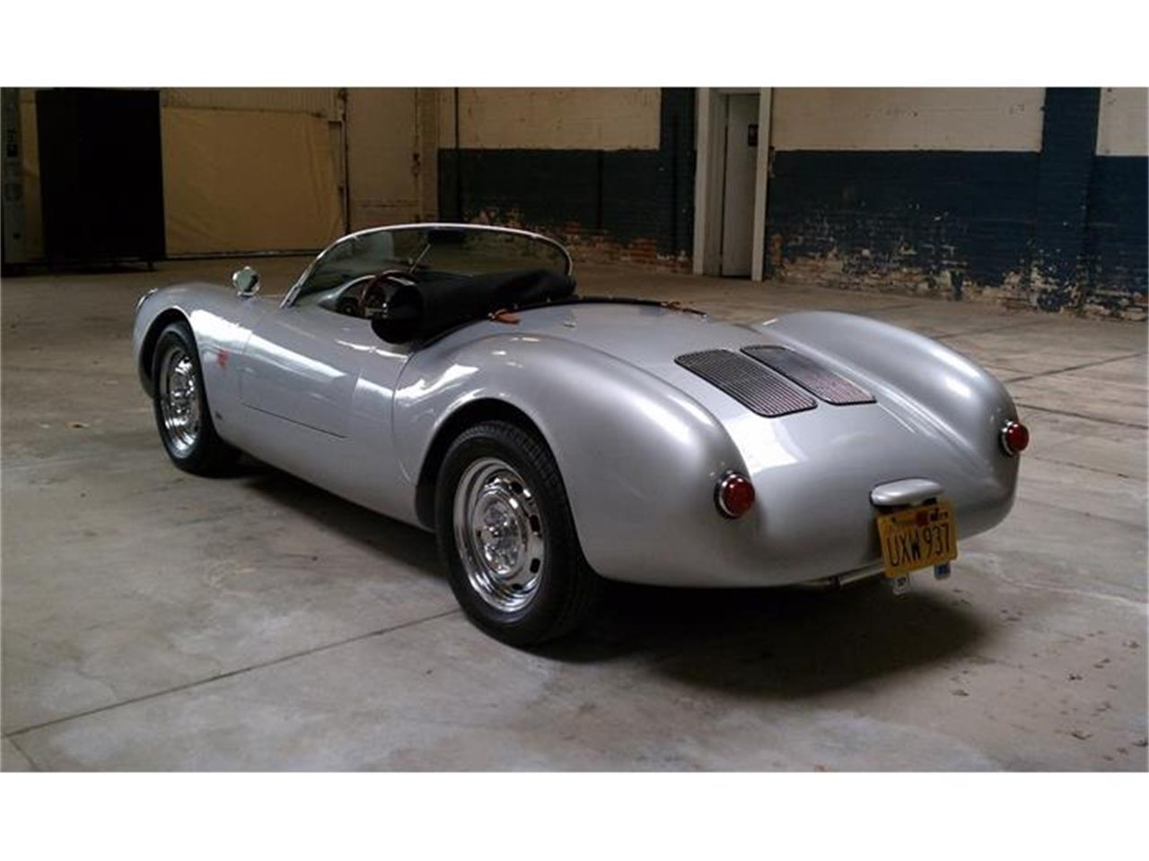 Large Picture of Classic 1955 Porsche 550 Spyder Replica located in California Offered by Beverly Hills Motor Cars - C4HF