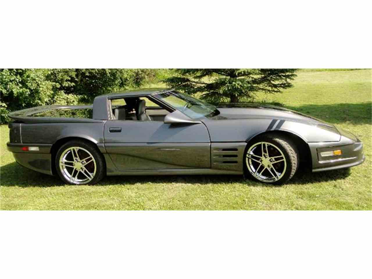 Large Picture of '86 Corvette - C4MG