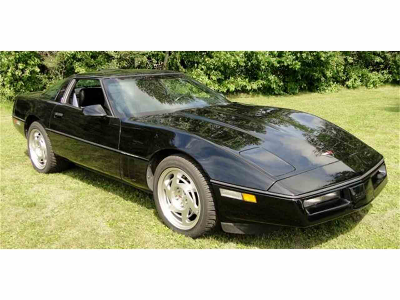 Large Picture of '90 Corvette - C4MI