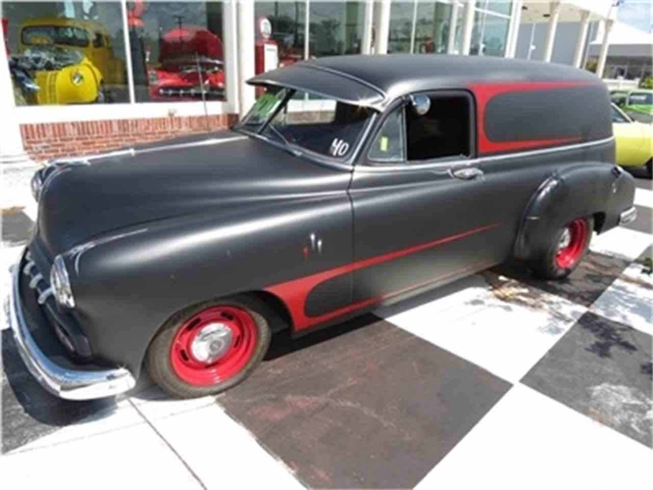 Large Picture of '52 Sedan - C0KY