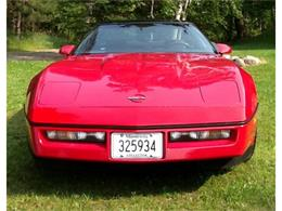 Picture of '86 Chevrolet Corvette Offered by Big R's Muscle Cars - C5TY