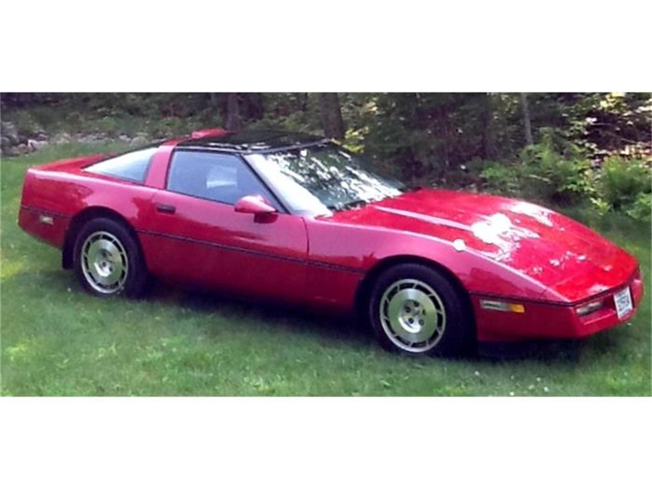 Large Picture of 1986 Corvette located in Minnesota - C5TY