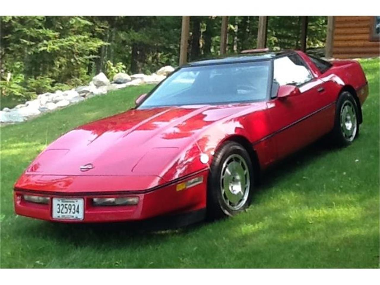 Large Picture of '86 Corvette - C5TY