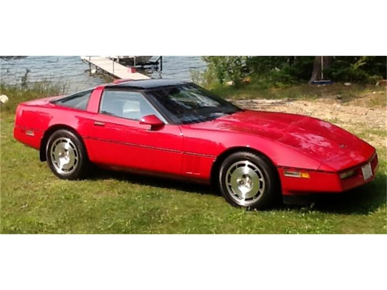 Large Picture of '86 Chevrolet Corvette - $9,500.00 Offered by Big R's Muscle Cars - C5TY