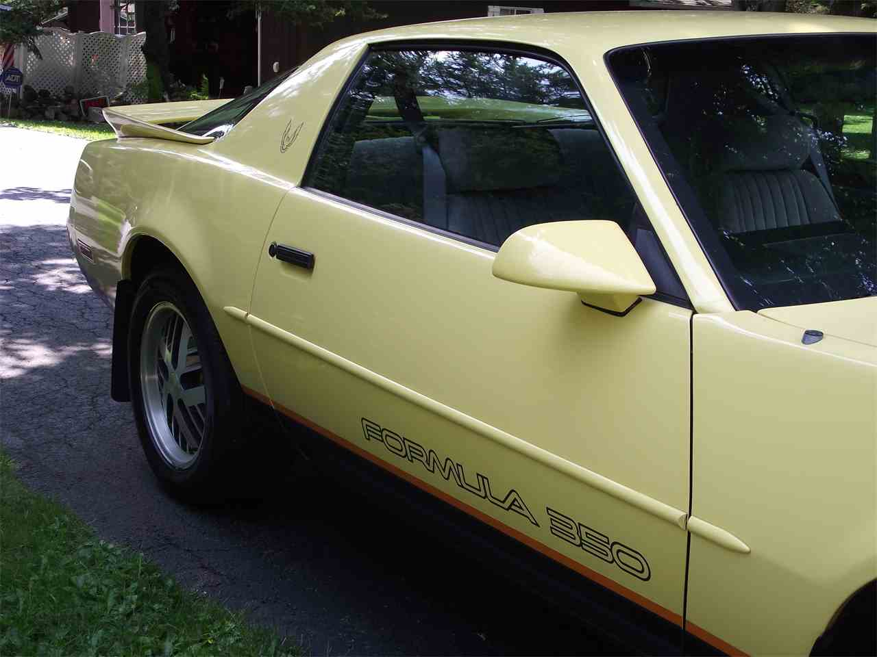 Large Picture of 1987 Firebird Formula located in Palmyra New York - C5ZN