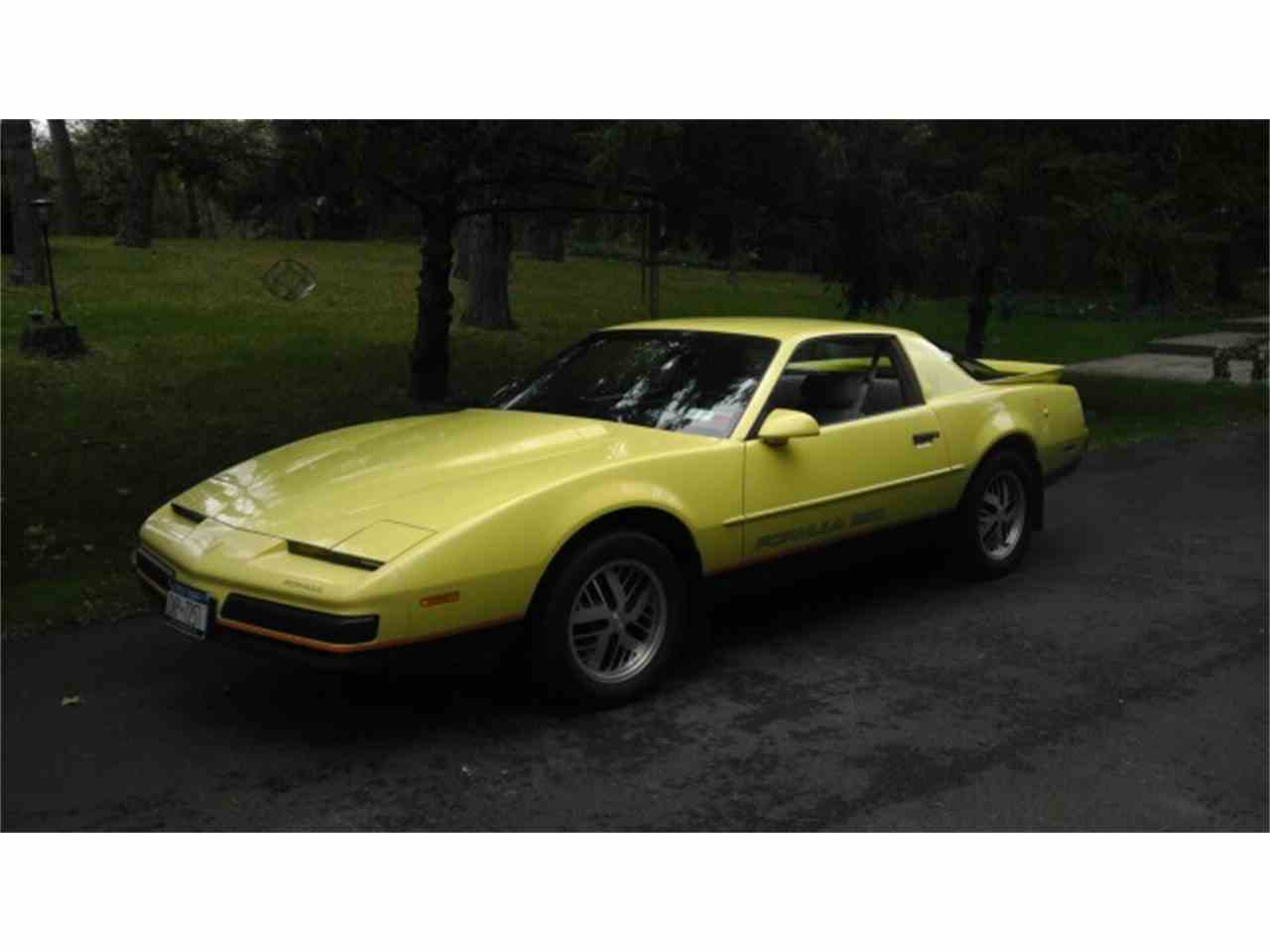 Large Picture of 1987 Firebird Formula located in New York - $14,000.00 - C5ZN