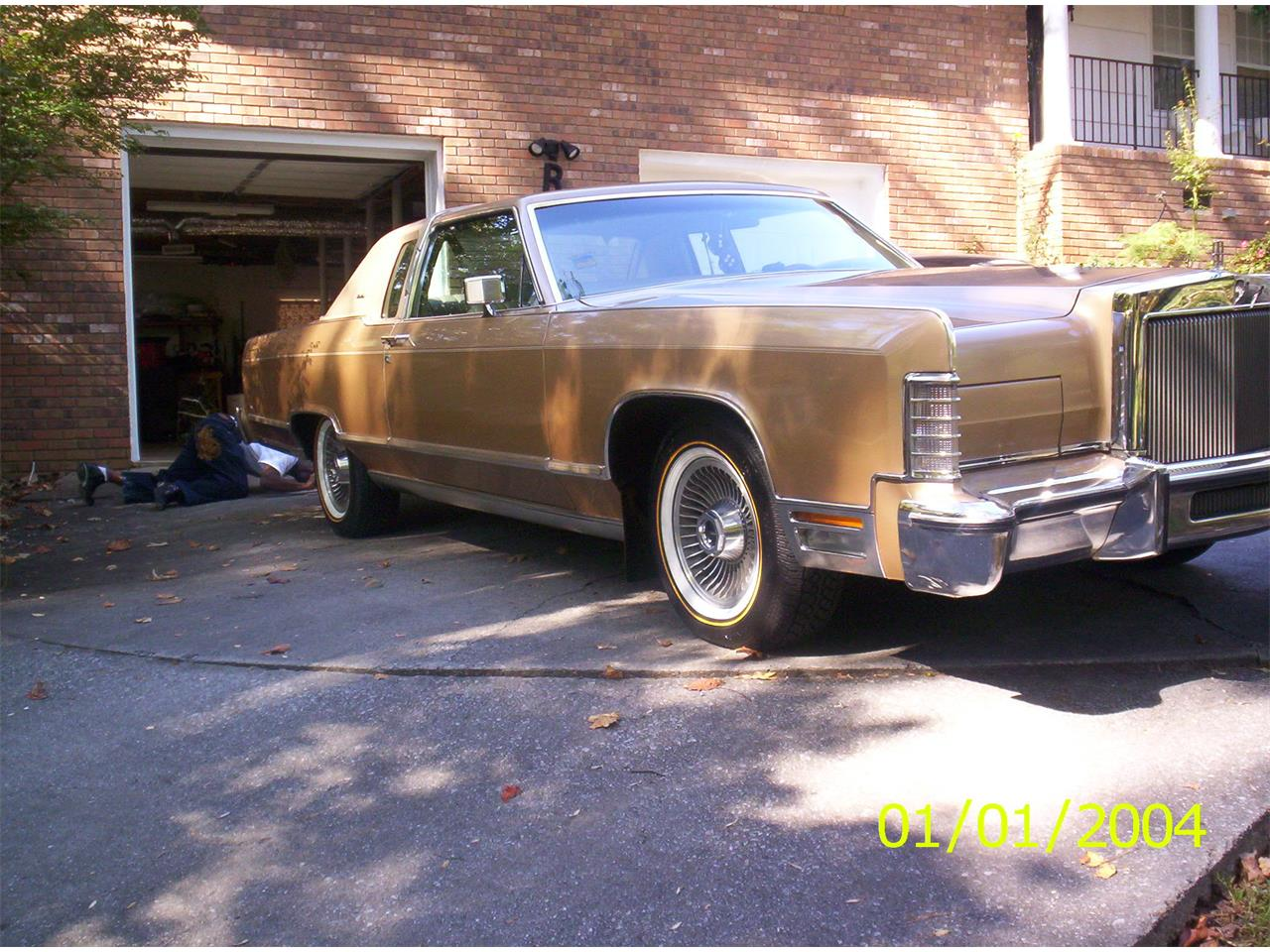 Large Picture of 1979 Lincoln Town Car Offered by a Private Seller - C6IM
