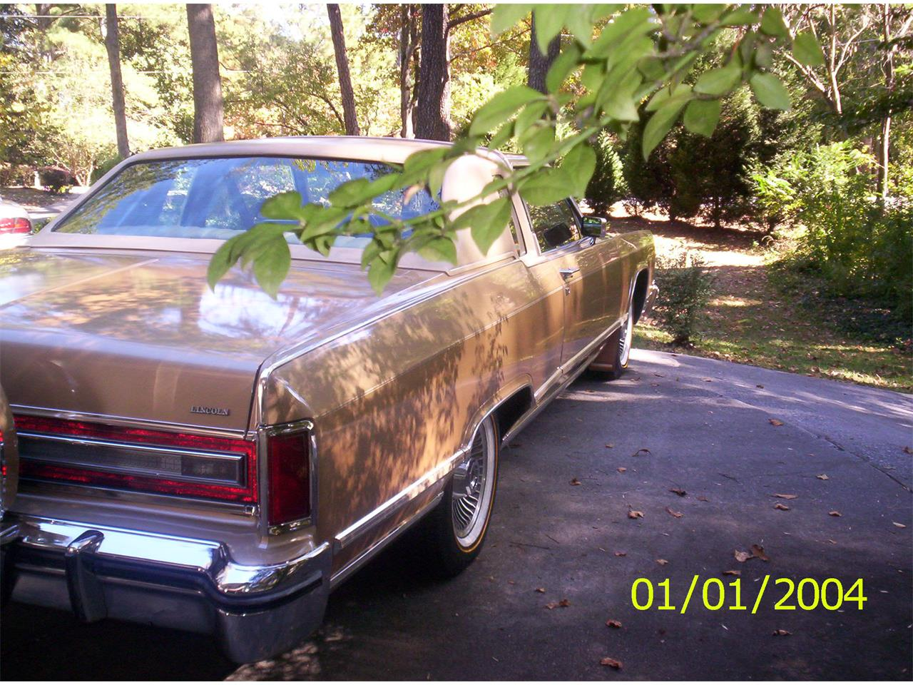 Large Picture of '79 Lincoln Town Car Offered by a Private Seller - C6IM
