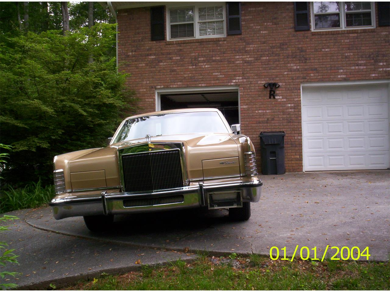Large Picture of 1979 Lincoln Town Car located in Georgia - $17,000.00 Offered by a Private Seller - C6IM