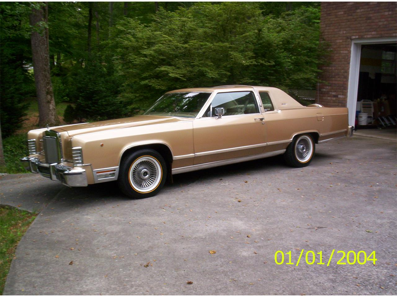 Large Picture of '79 Town Car located in Georgia - $17,000.00 Offered by a Private Seller - C6IM