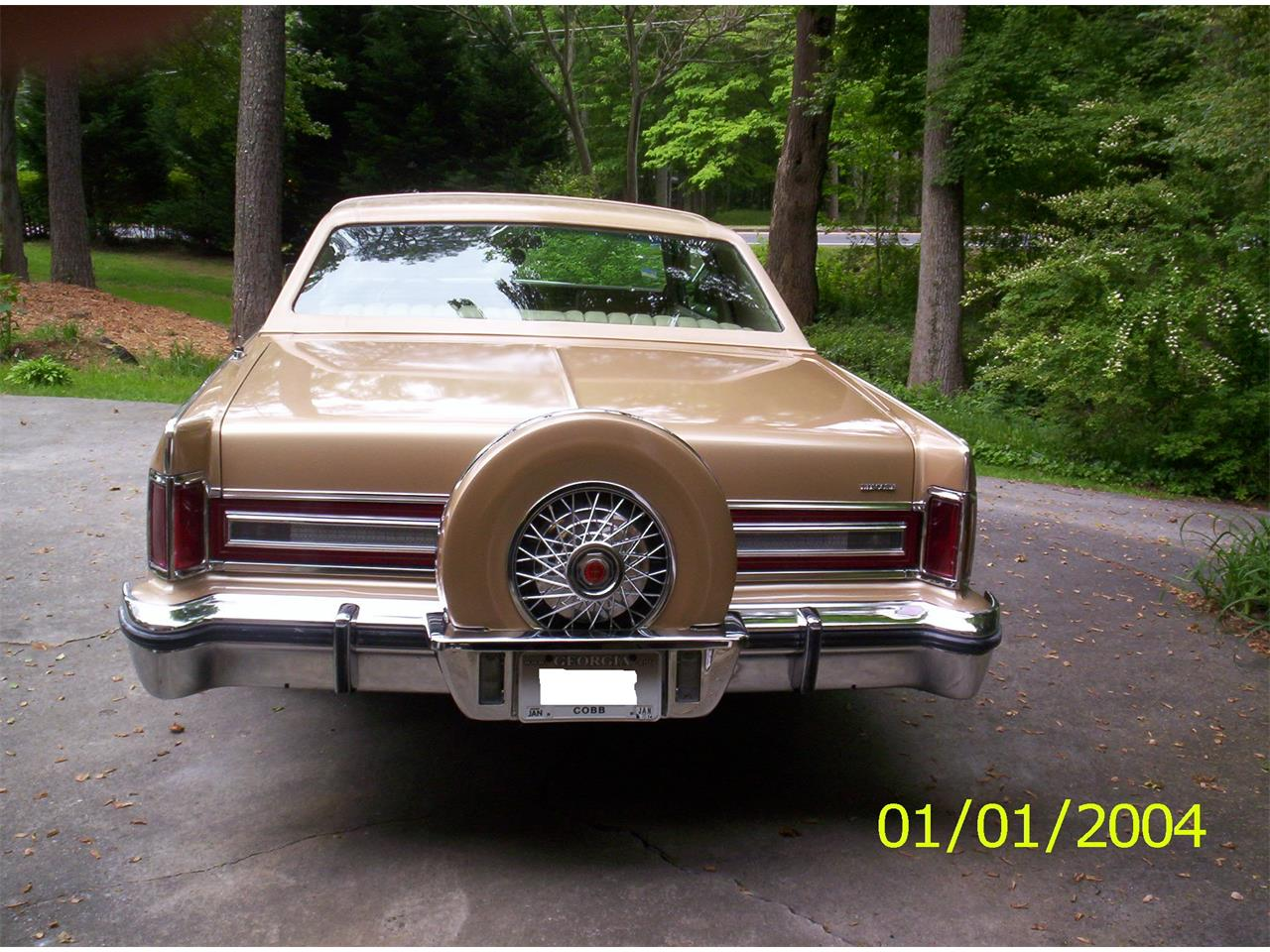 Large Picture of 1979 Lincoln Town Car - $17,000.00 Offered by a Private Seller - C6IM