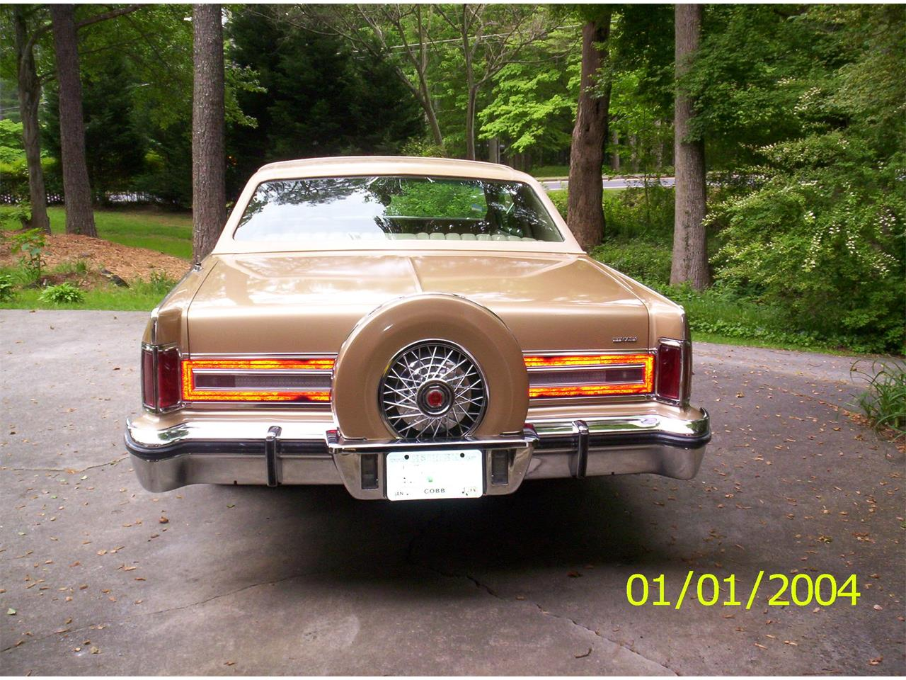 Large Picture of 1979 Lincoln Town Car located in Georgia - $17,000.00 - C6IM