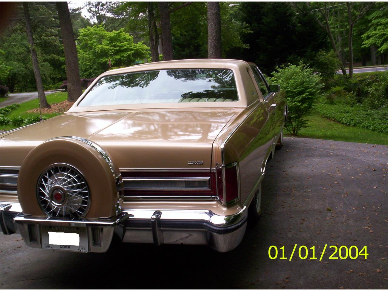 Large Picture of 1979 Town Car - $17,000.00 - C6IM