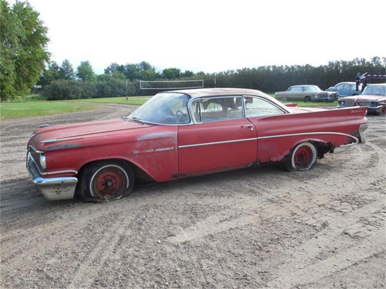 Large Picture of Classic 1959 Pontiac Catalina located in New Ulm Minnesota Offered by Ted's Tuna Boats - C6O0