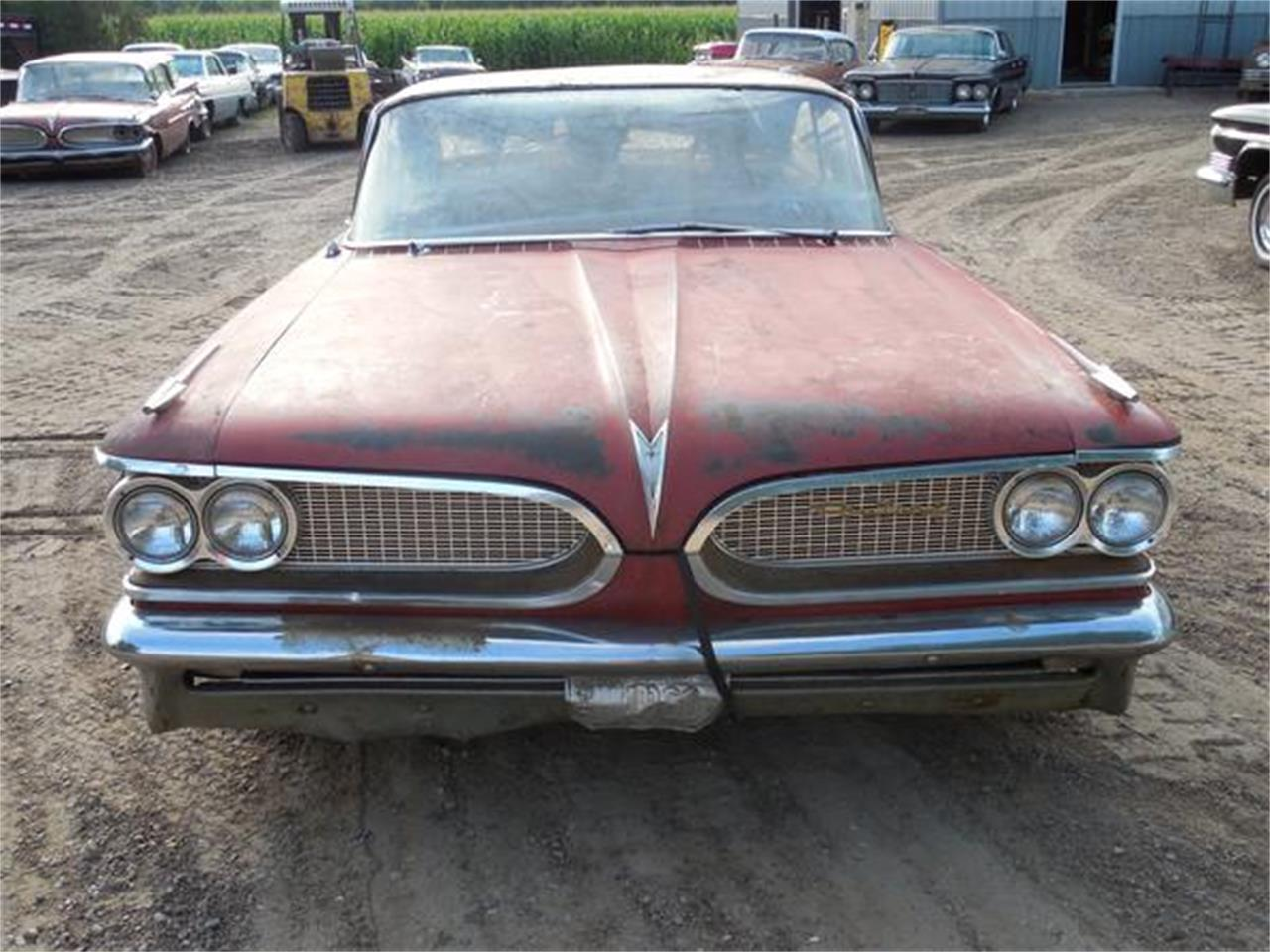 Large Picture of 1959 Pontiac Catalina located in New Ulm Minnesota - C6O0