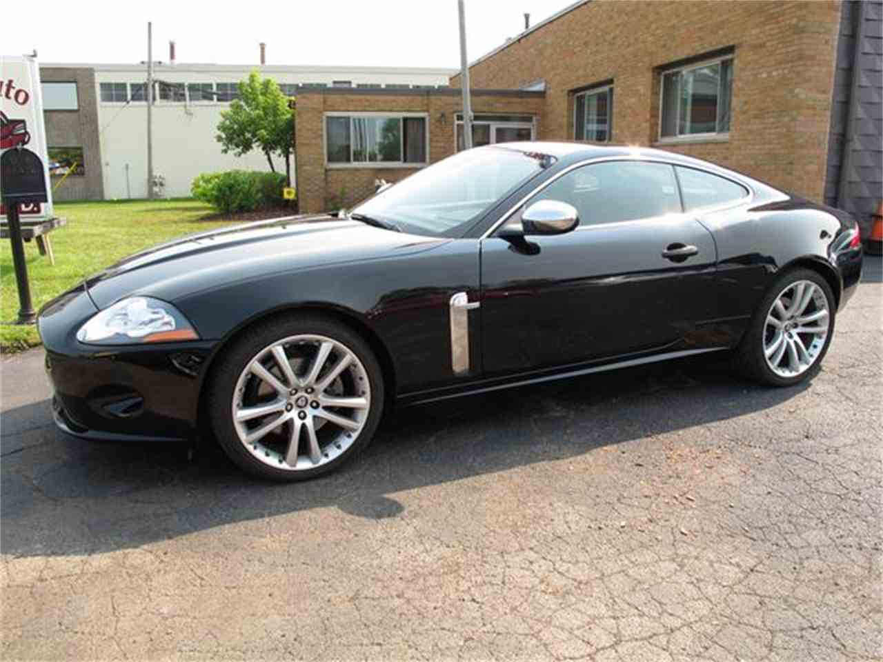Large Picture of '07 XK - C6YE