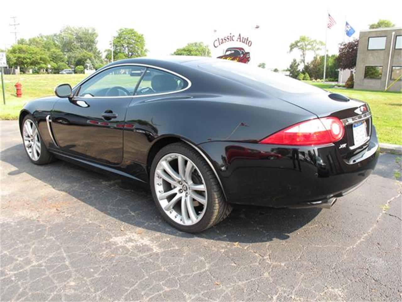 Large Picture of 2007 Jaguar XK located in Troy Michigan - $31,750.00 - C6YE