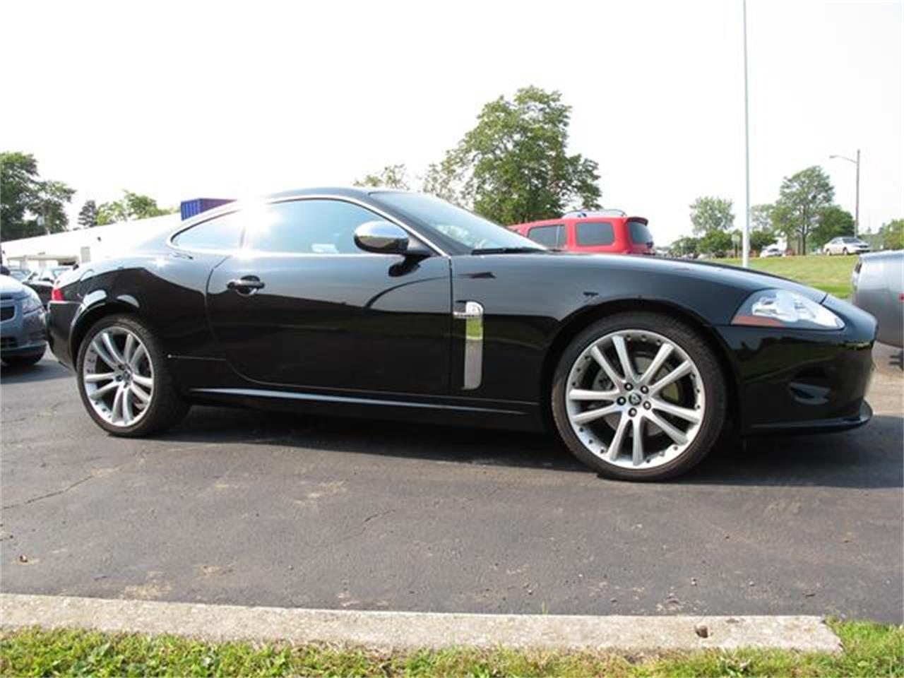 Large Picture of 2007 Jaguar XK - $31,750.00 - C6YE