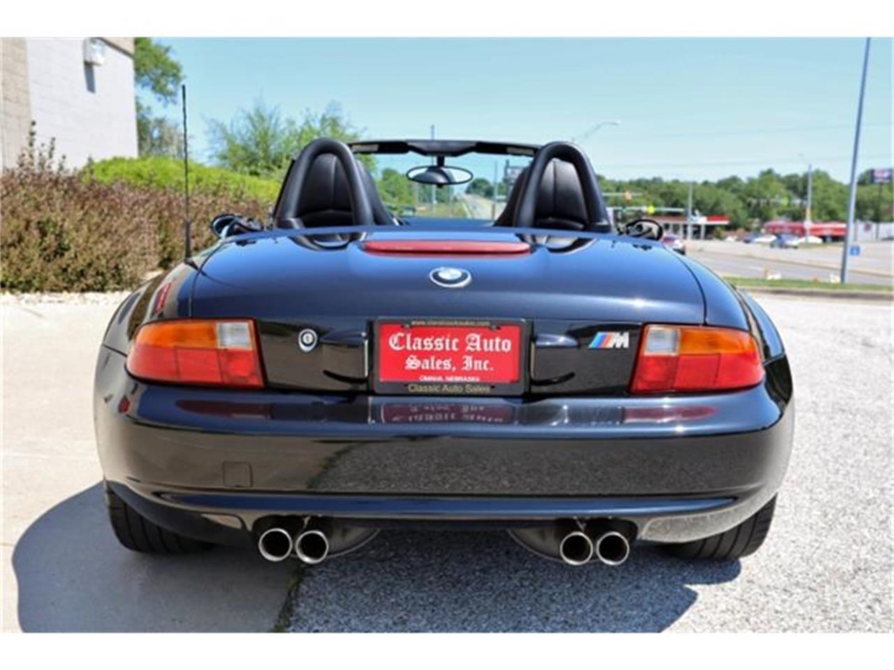 1998 Bmw M Roadster For Sale Classiccars Com Cc 571176