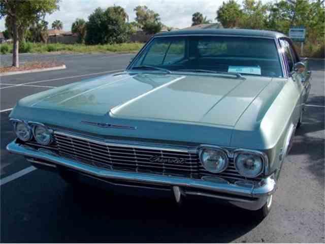 Picture of '65 Impala - C8U6