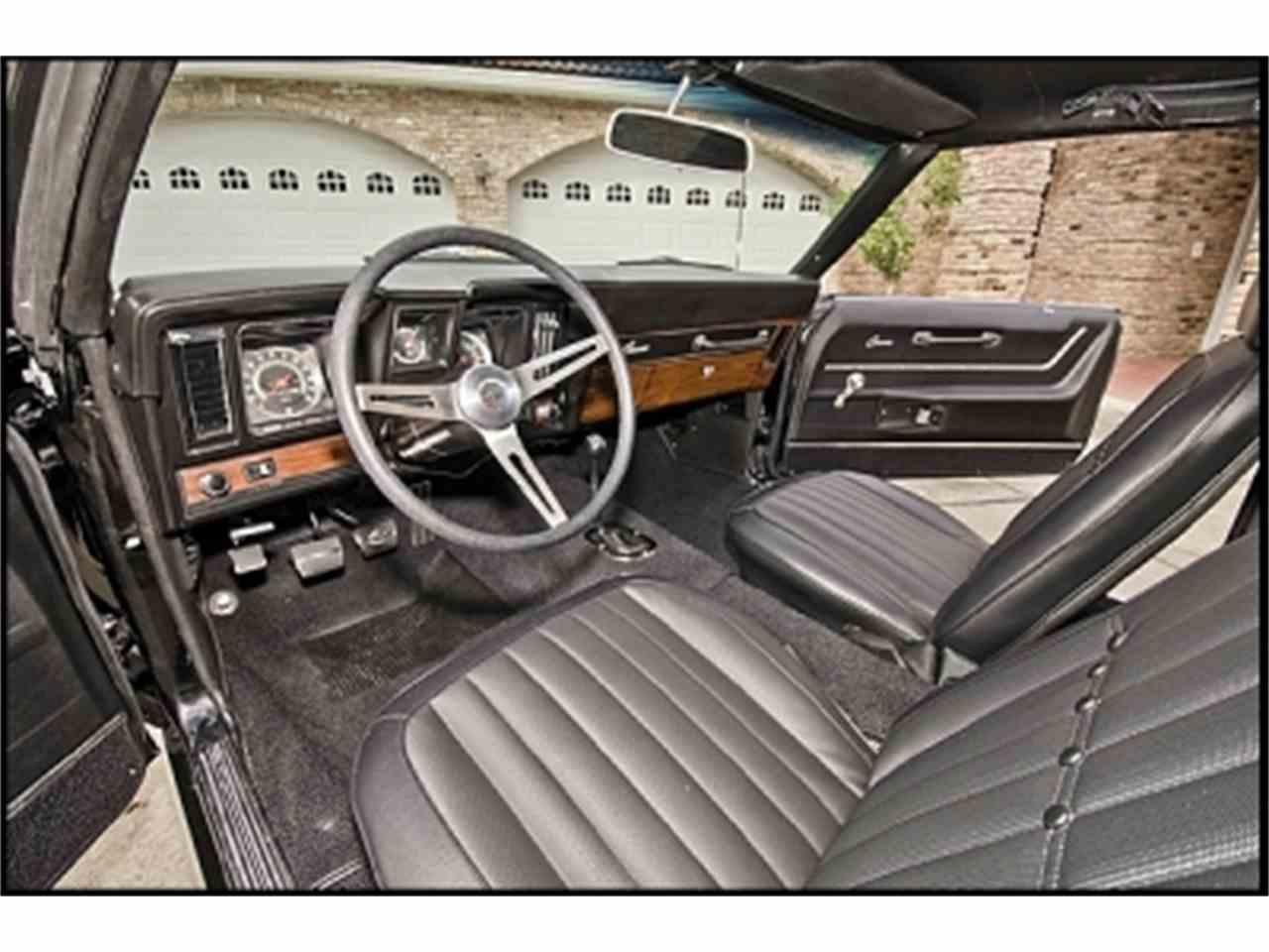 Large Picture of '69 Camaro - C8X5