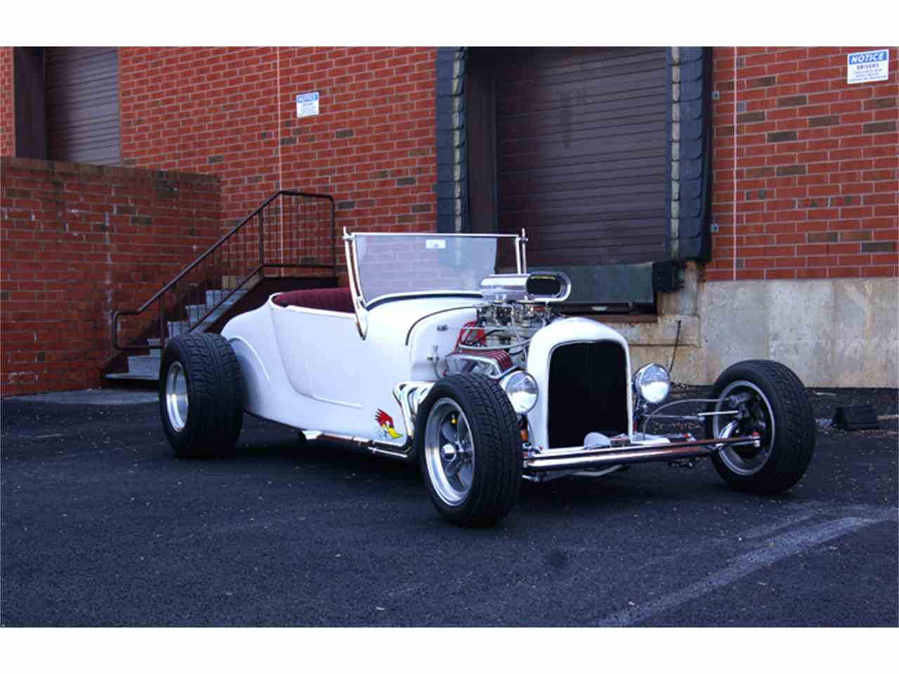 Large Picture of '27 Roadster - C92B