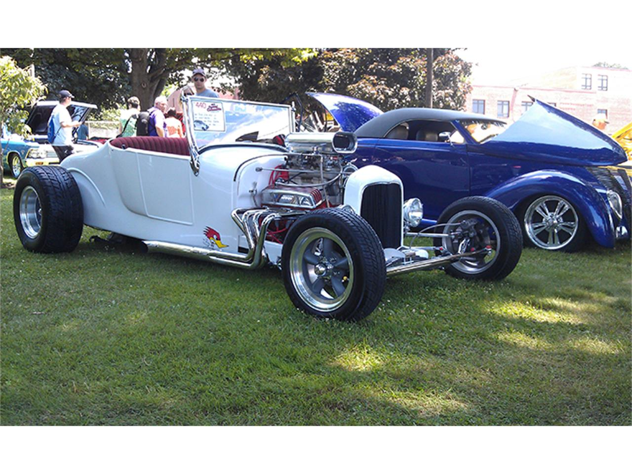 Large Picture of Classic 1927 Ford Roadster located in Pennsylvania - $22,500.00 Offered by a Private Seller - C92B