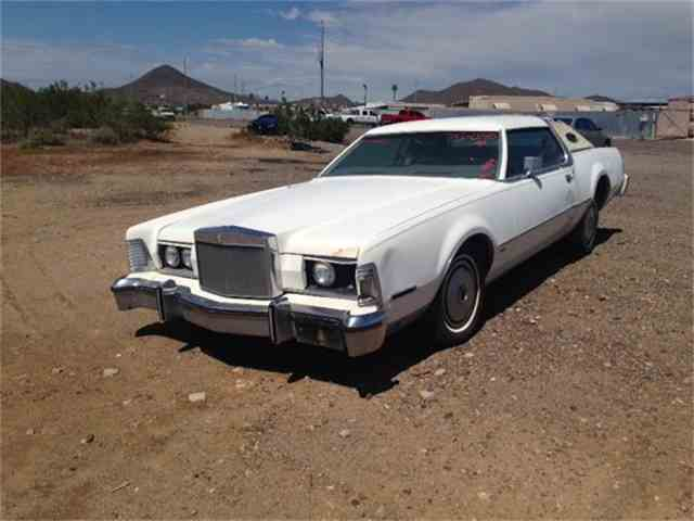 Picture of '75 Lincoln Mark IV - C95U