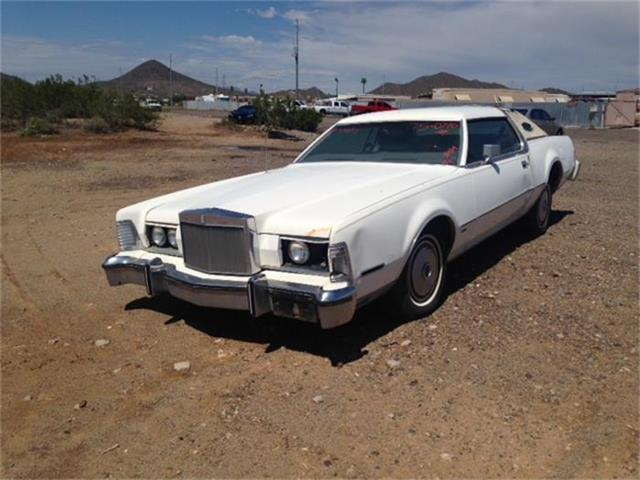Picture of '75 Lincoln Mark IV - $3,200.00 - C95U