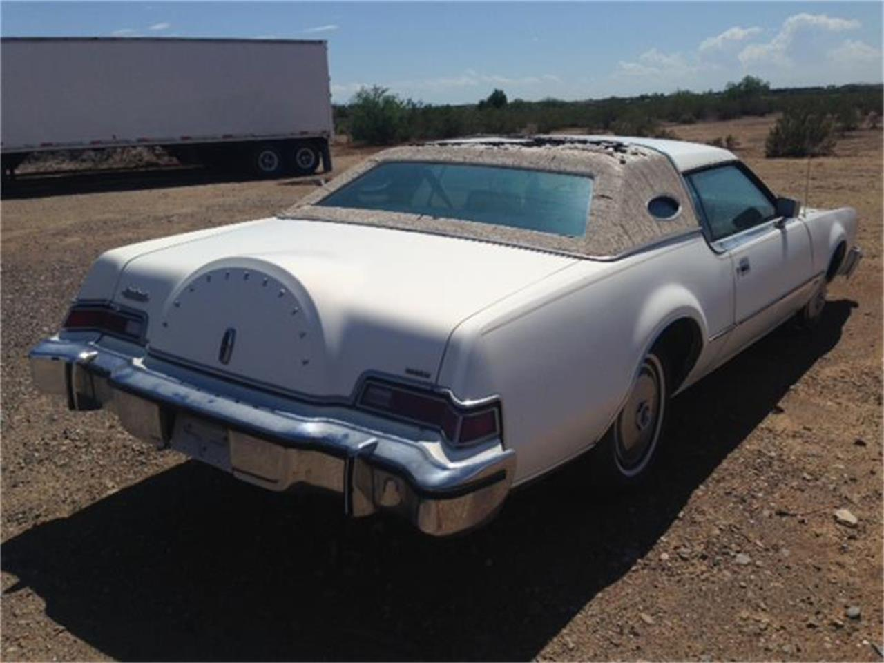 Large Picture of 1975 Mark IV - $3,200.00 Offered by Desert Valley Auto Parts - C95U