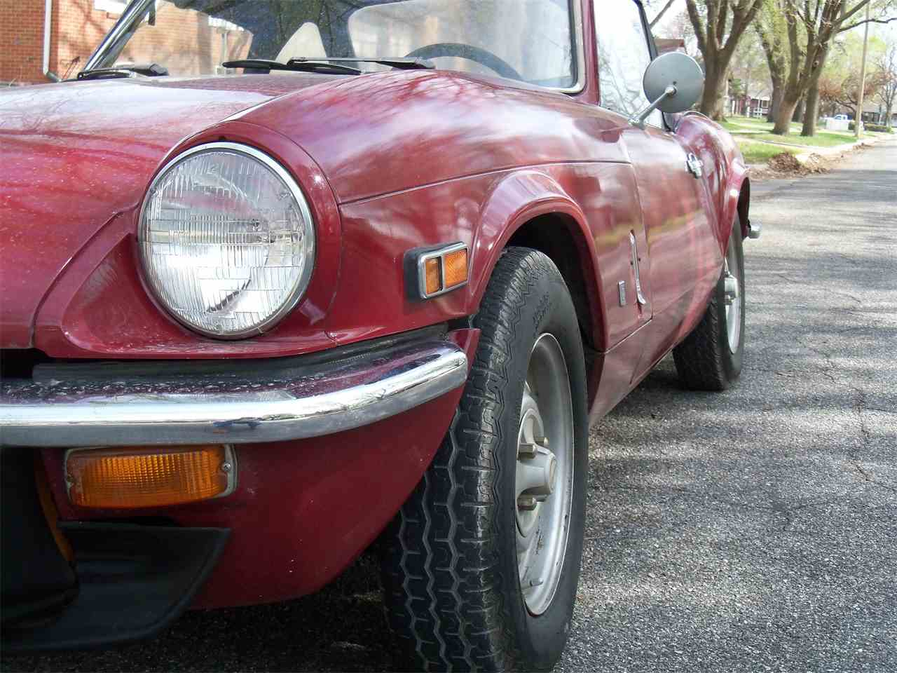 Large Picture of 1976 Triumph Spitfire Offered by a Private Seller - C9FB