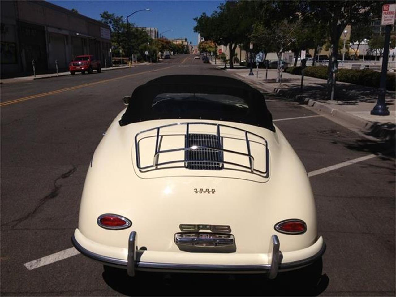 Large Picture of Classic 1957 Porsche Speedster located in California Offered by Beverly Hills Motor Cars - C9TY