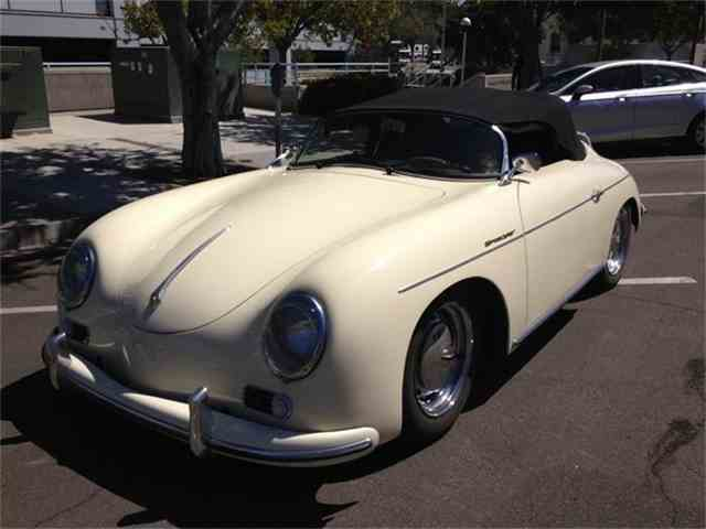 1957 Porsche Speedster for Sale on ClicCars.com - Pg 2