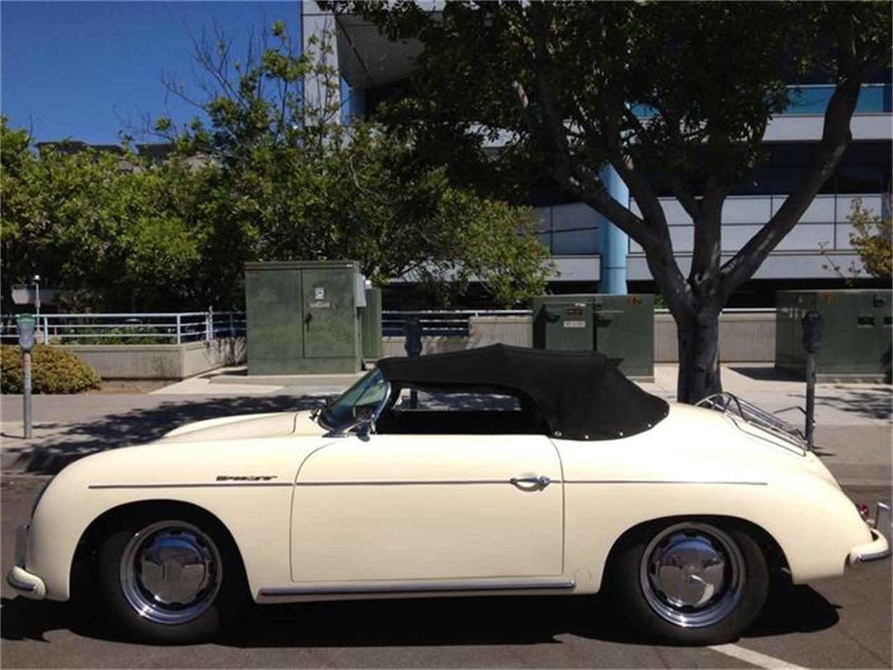 Large Picture of '57 Porsche Speedster located in San Diego California - $27,950.00 - C9TY