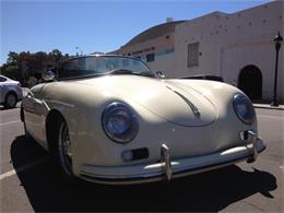 Picture of Classic 1957 Porsche Speedster - C9TY
