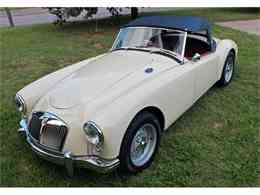 Picture of '59 MGA - CAHP