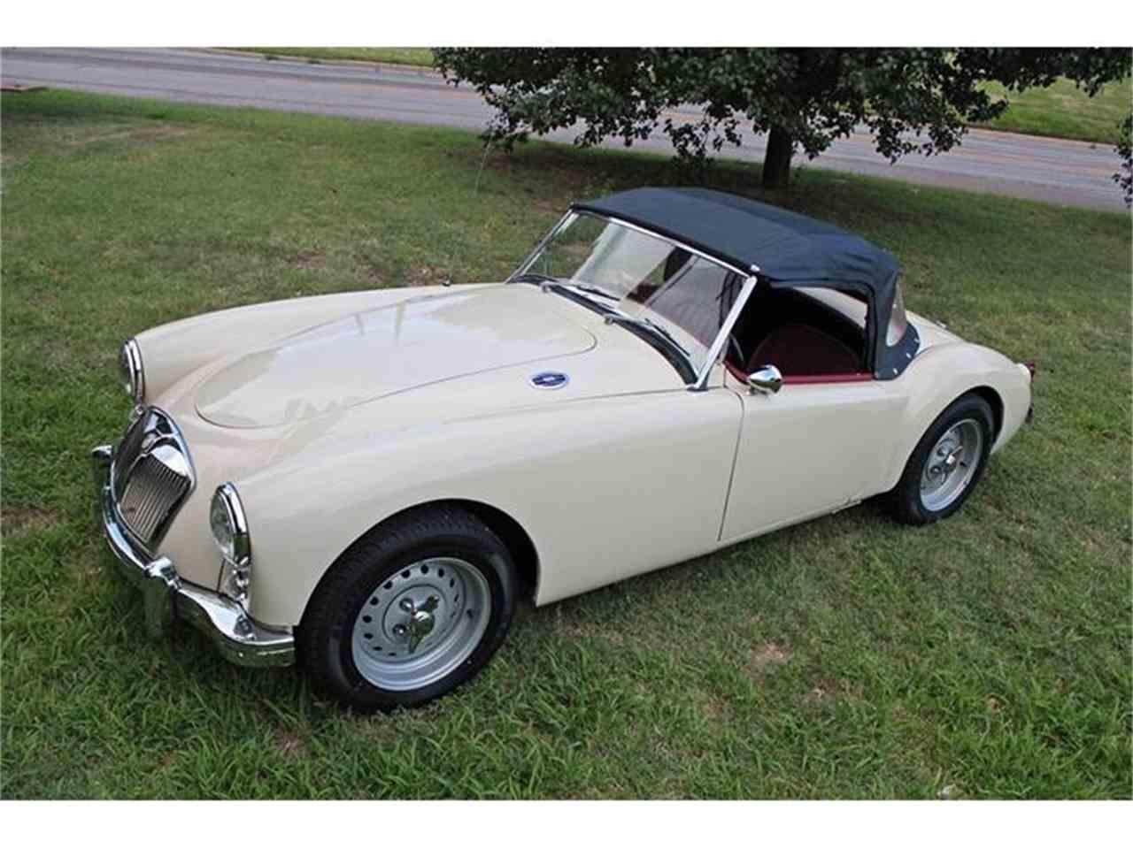 Large Picture of '59 MGA - CAHP