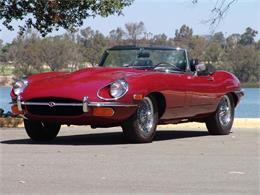 Picture of Classic '69 Jaguar E-Type located in San Diego California Offered by Precious Metals - CB6Z
