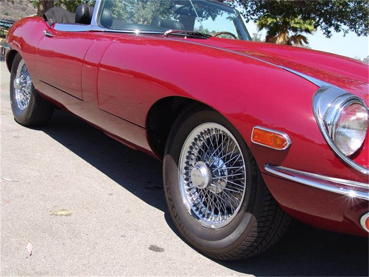 Large Picture of '69 Jaguar E-Type Offered by Precious Metals - CB6Z