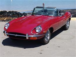 Picture of Classic 1969 Jaguar E-Type Offered by Precious Metals - CB6Z