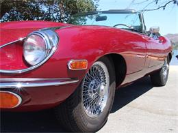 Picture of Classic 1969 Jaguar E-Type Auction Vehicle Offered by Precious Metals - CB6Z