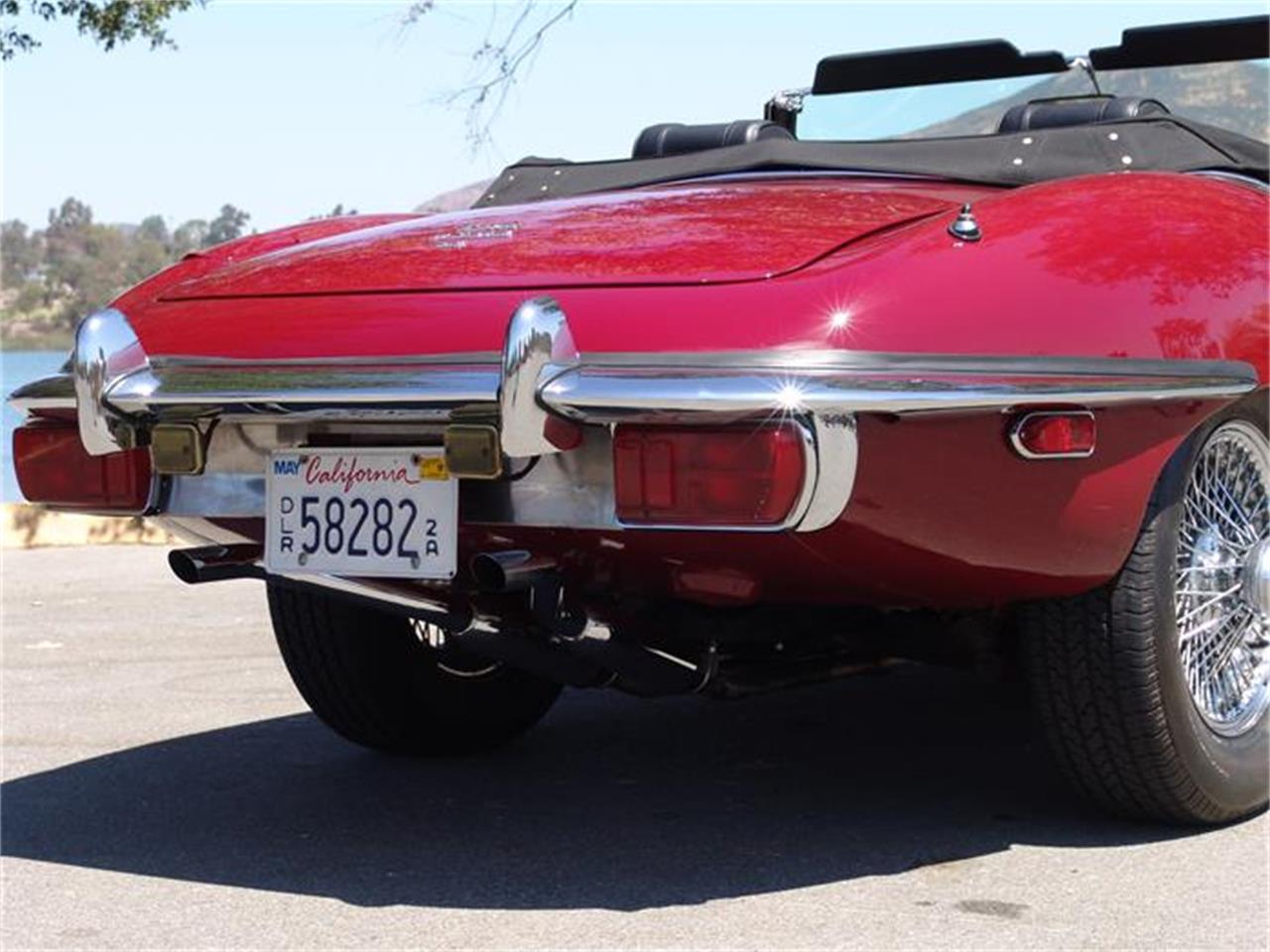 Large Picture of '69 E-Type Auction Vehicle - CB6Z