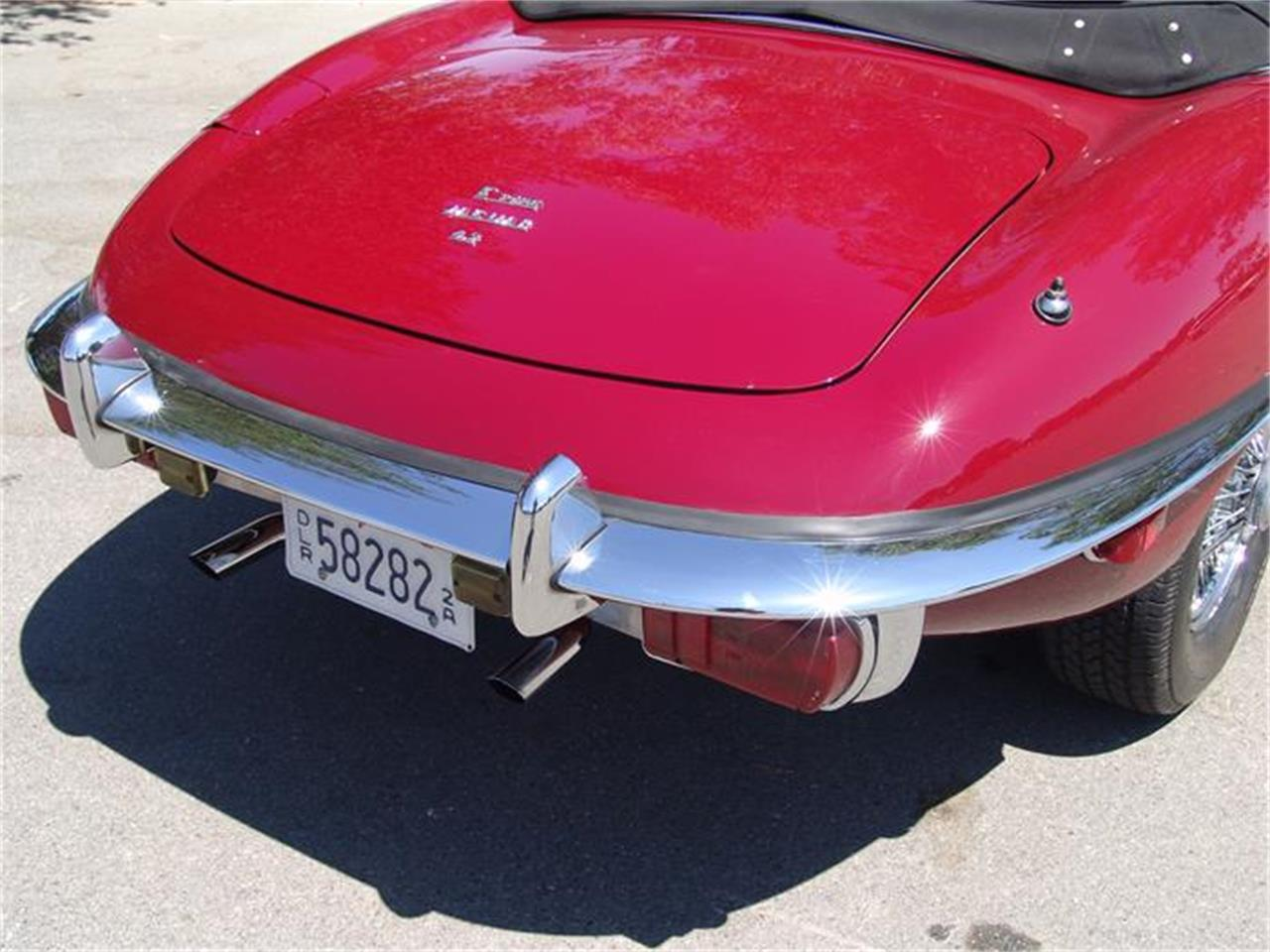 Large Picture of Classic 1969 E-Type Offered by Precious Metals - CB6Z