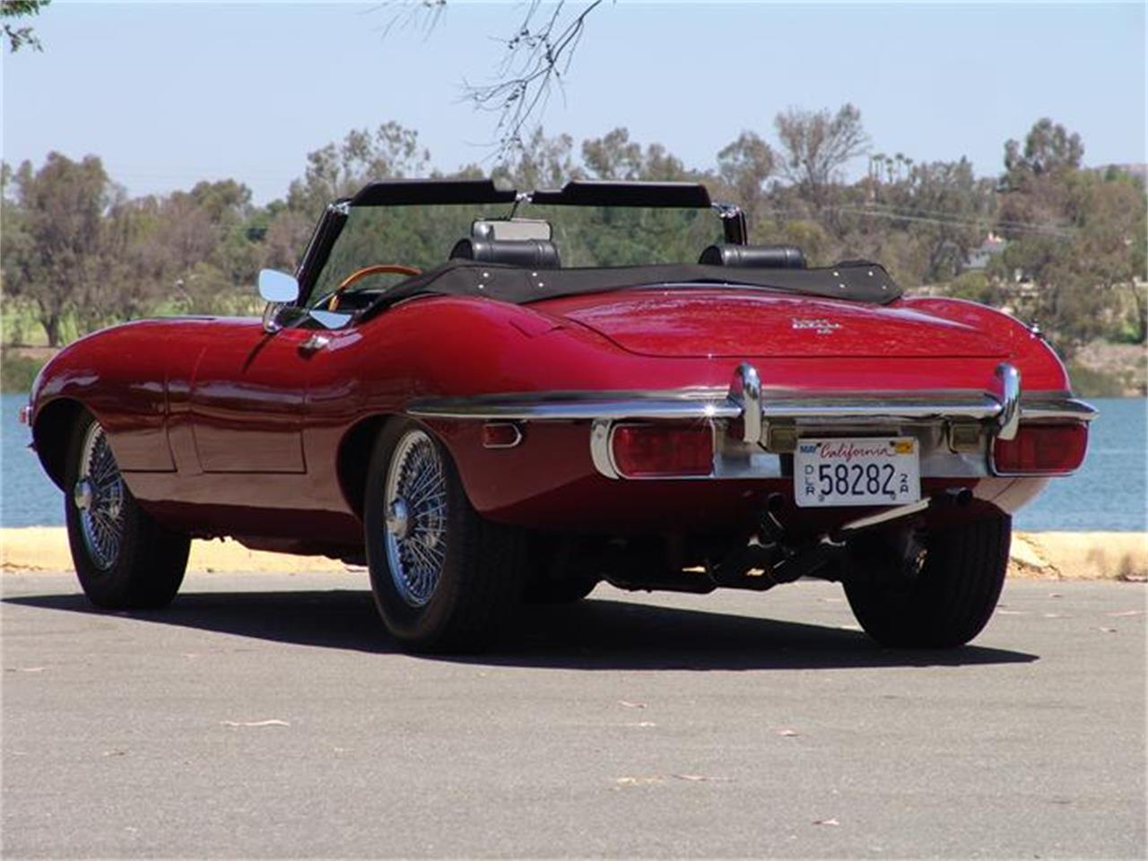 Large Picture of 1969 E-Type Auction Vehicle Offered by Precious Metals - CB6Z