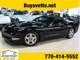 Picture of 1999 Chevrolet Corvette located in Atlanta Georgia - $13,999.00 Offered by Buyavette - C89P