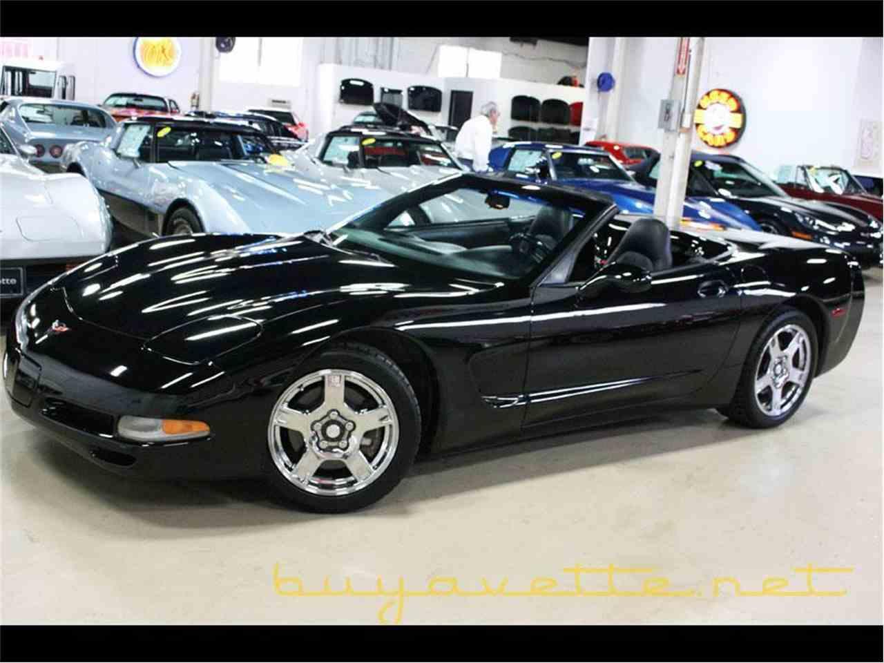 Large Picture of 1999 Chevrolet Corvette located in Atlanta Georgia - $13,999.00 - C89P