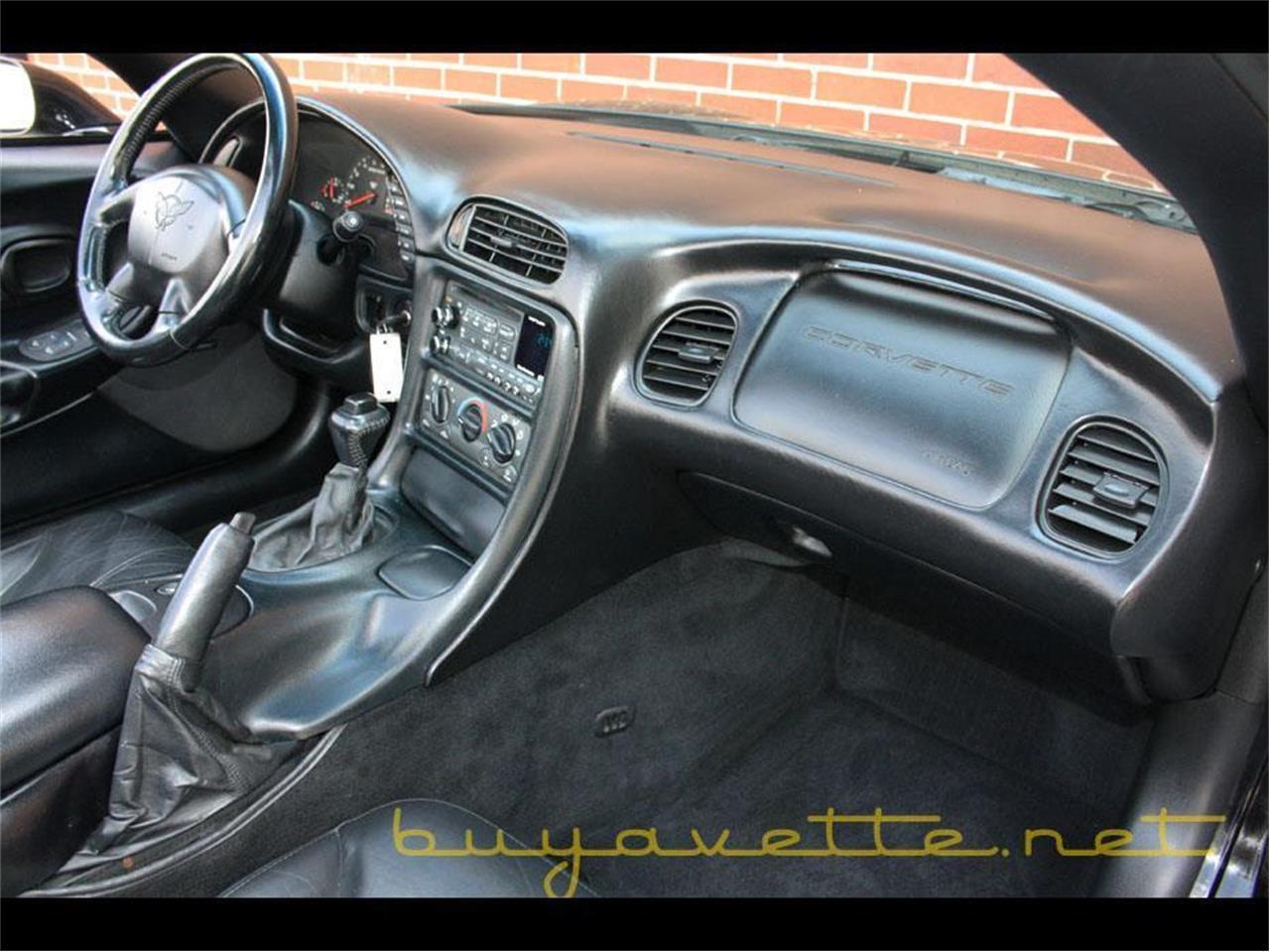 Large Picture of '99 Corvette - C89P