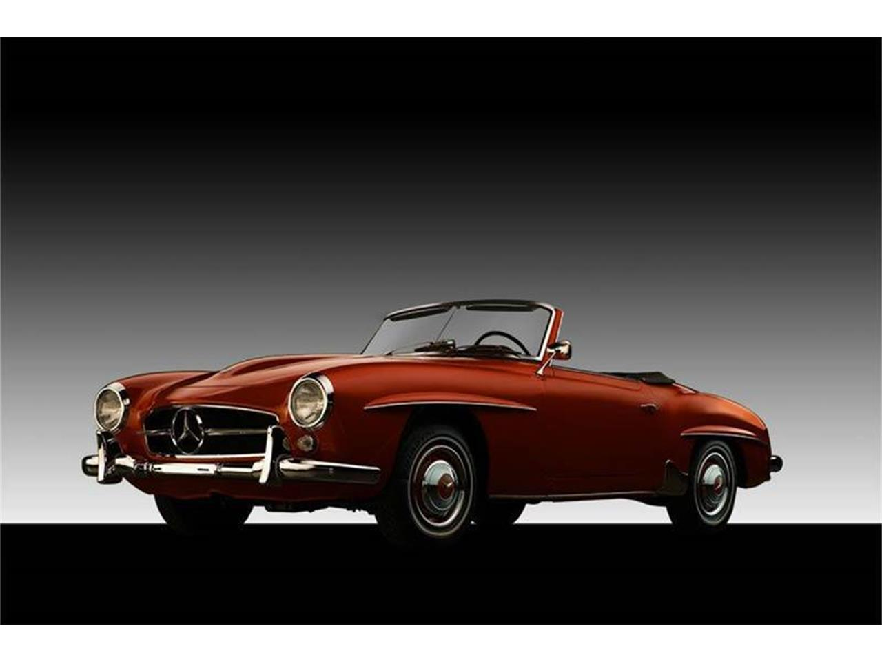 Large Picture of 1961 SL-Class - $165,000.00 - C8A0