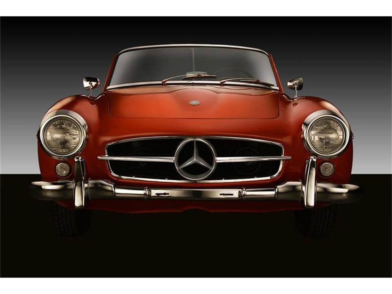 Large Picture of Classic 1961 Mercedes-Benz SL-Class - $165,000.00 - C8A0
